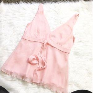 J.Crew 100% silk blouse / size 6